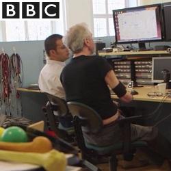 BBC News: Virtual Arm Eases Phantom Limb Pain - 26/2/2014