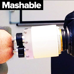 Mashable: Artificial wrist could change the world of prosthetics - 28/11/2018