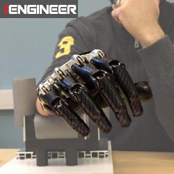 The Engineer: Prosthetic implant provides realistic wrist movement to amputees - 28/11/2018